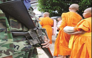 A history of monk attacks in the Far South