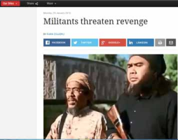 IS terror group is active in Malaysia
