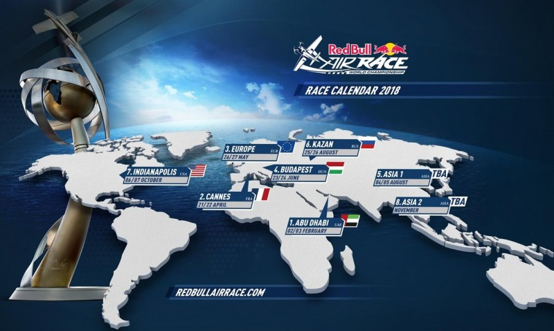 red bull air race 2018 calendar